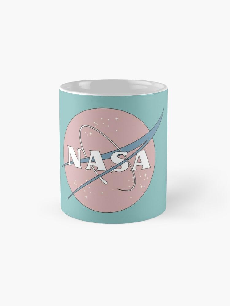 Alternative Ansicht von PASTELL NASA Tassen