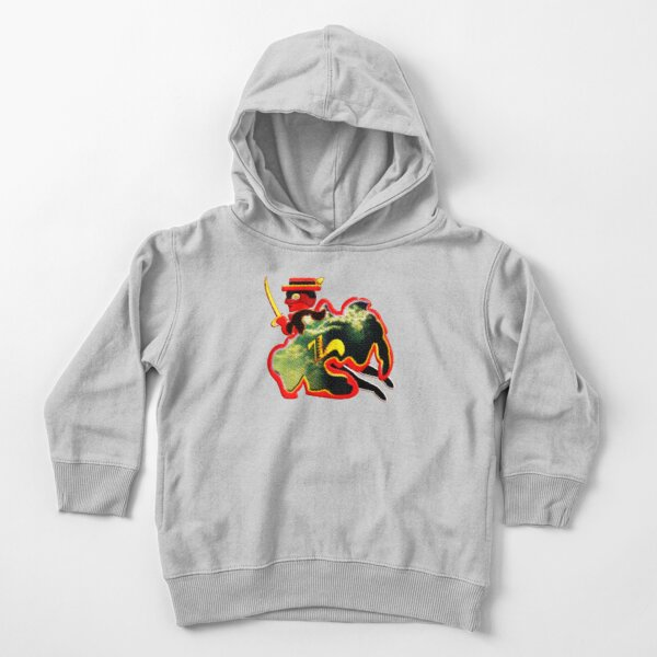 In the name of Zorro - The Famous Flying Knight of Wisdom - Faster than lightning! Toddler Pullover Hoodie
