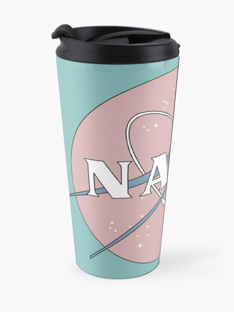 Alternative Ansicht von PASTELL NASA Thermobecher