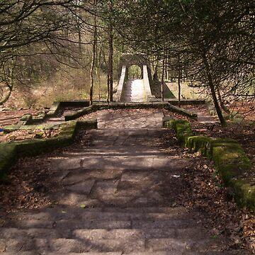Rivington Gardens by DeneWest