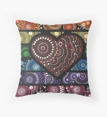 Proud to Love Throw Pillow