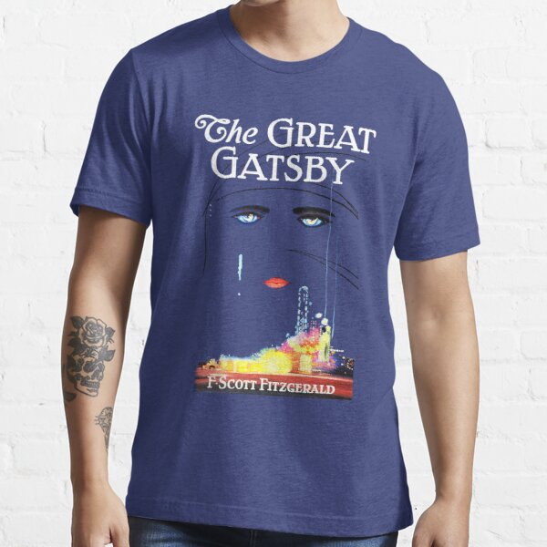 The Great Gatsby Book Cover - Book Lover  Essential T-Shirt