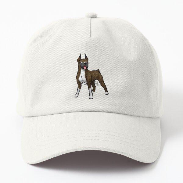Boxer - Brindle Dad Hat