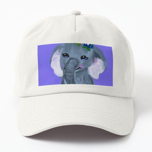 Baby elephant Dad Hat