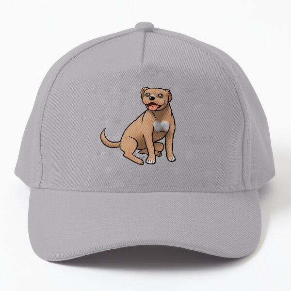 American Pit Bull Terrier - Red Baseball Cap