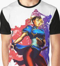 Chun Li Epic Graphic T-Shirt