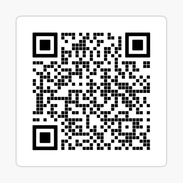 EICAR Test File Glossy Sticker