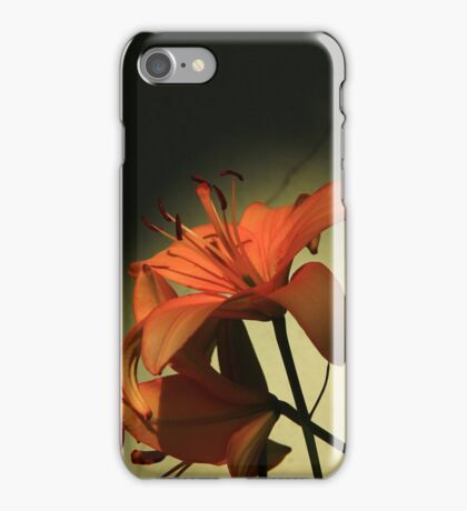 Tiger Lily-  iPhone Case/Skin