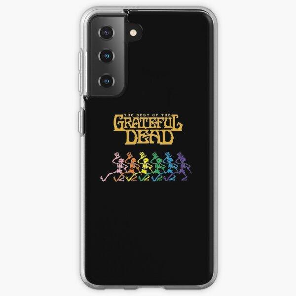Dancing Skeleton Samsung Galaxy Soft Case