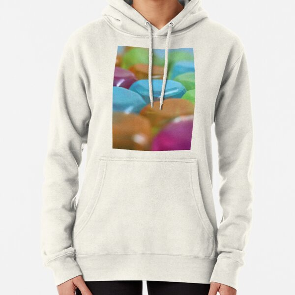 Colored Cubes - Abstract Art Pullover Hoodie