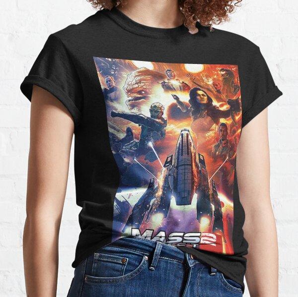 Mass Effect 2 Legendary Edition Classic T-Shirt