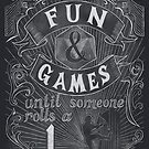 Fun and Games by Brandi York