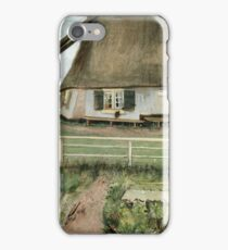 Vincent Van Gogh -  Mill, 1881-82 iPhone Case/Skin