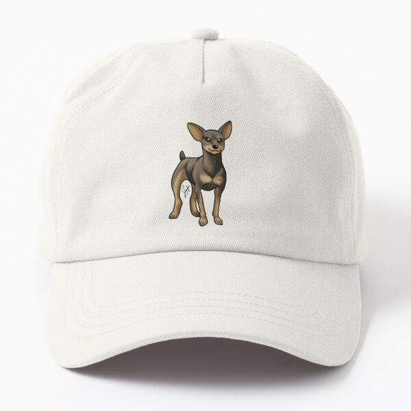 Miniature Pinscher Dad Hat