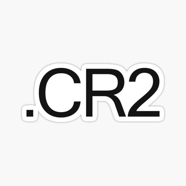 .CR2 Sticker