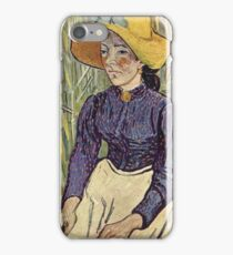Vincent Van Gogh - Willem iPhone Case/Skin