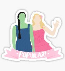 Popular! | Wicked Sticker