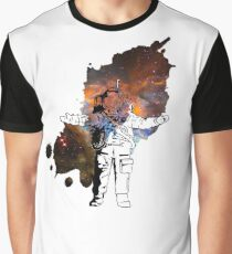 Space Man Graphic T-Shirt