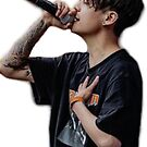 Amber Liu F(x) Sticker by friendlytrash