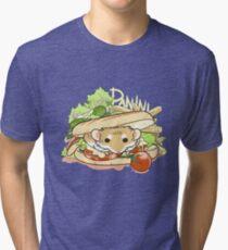 Panini Sandwich Tri-blend T-Shirt