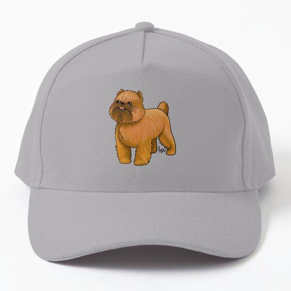 Brussels Griffon Baseball Cap