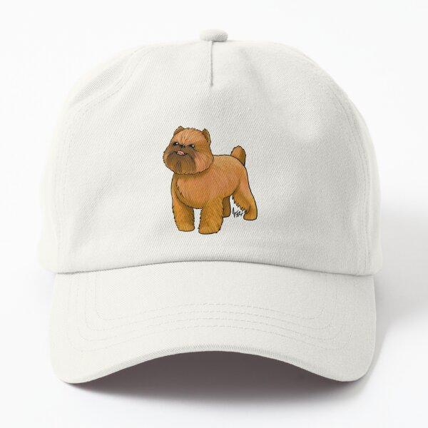 Brussels Griffon Dad Hat
