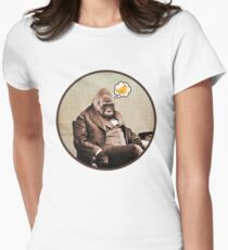 Gorilla My Dreams Womens Fitted T-Shirt