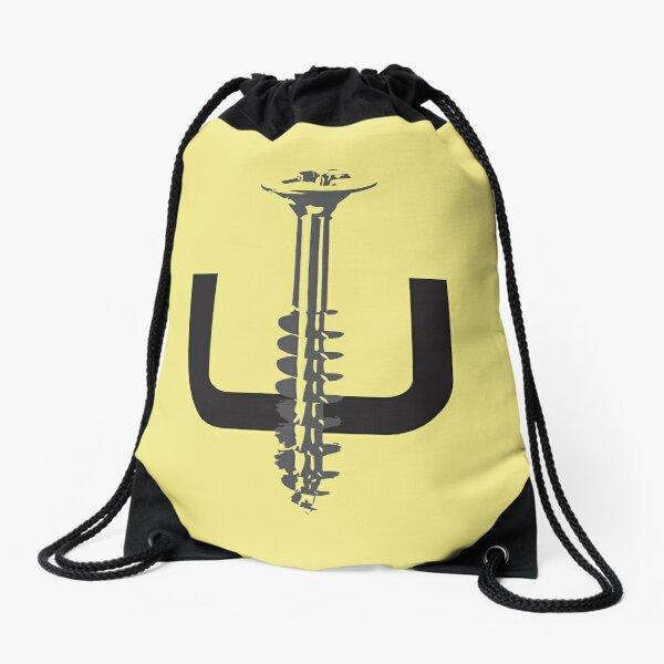 Screw You Drawstring Bag