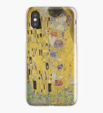 Gustav Klimt - The Kiss iPhone Case/Skin