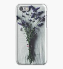 lavender bunch iPhone Case/Skin