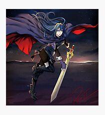 Lucina - Fire Emblem Fotodruck