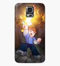 Fighting For Love - Minecraft Song Case/Skin for Samsung Galaxy