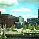 Hamburg HafenCity -Tiltshift (1) by OLIVER W