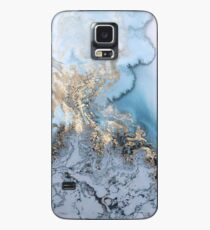 Marble Swirl  Case/Skin for Samsung Galaxy