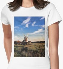 Cley windmill cley next the sea T-Shirt