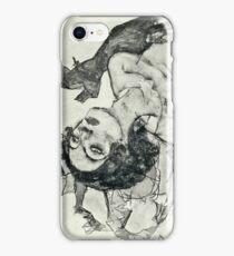 Egon Schiele - Zeichnungen VIII  (1915)  iPhone Case/Skin