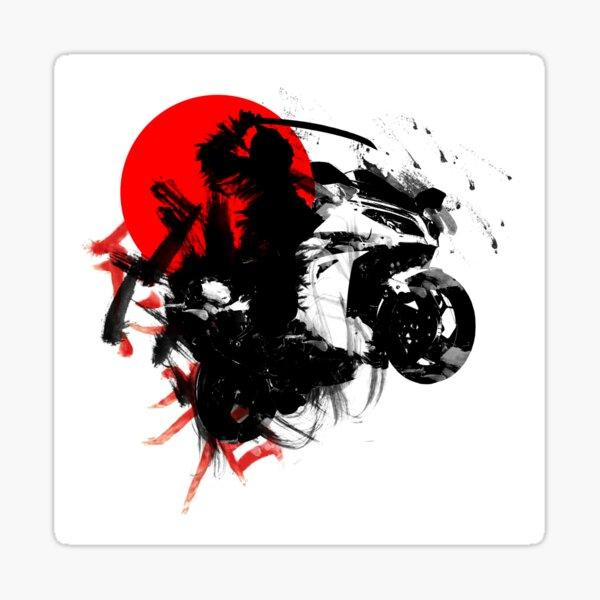 Kawasaki Ninja Sticker