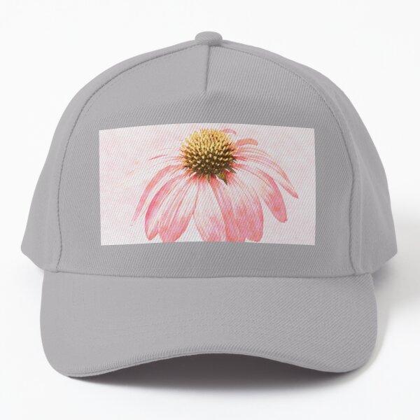 Echinacea Flower #1 Baseball Cap