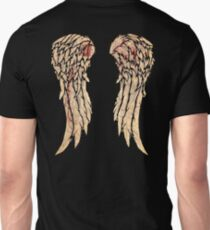 Daryl Dixon, The walking dead inspired biker wings. T-Shirt