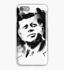 JFK Kennedy iPhone Case/Skin