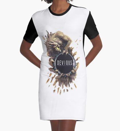 Némesis Vestido camiseta