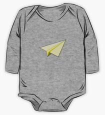 Paper Airplane 10 One Piece - Long Sleeve