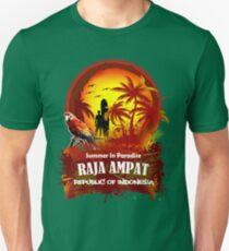 Raja Ampat Surfer's Nest Unisex T-Shirt