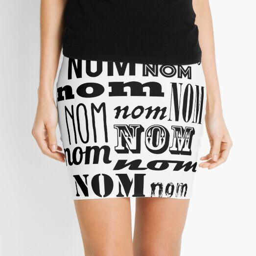 Om Nom Nom Mini Skirt