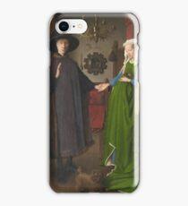 Van Eyck - Arnolfini Portrait iPhone Case/Skin