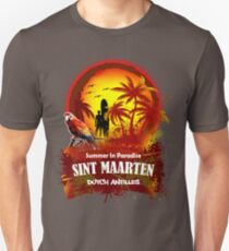 St Maarten Open Beach Party T-Shirt