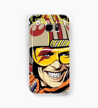 The Oddity Samsung Galaxy Case/Skin