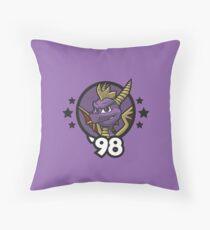 Video Game Heroes - Spyro the Dragon (1998) Throw Pillow