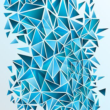 Shatter Blue by mmurgia