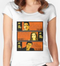 Ash vs Evil Dead Fitted Scoop T-Shirt